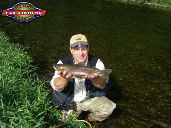 Indiana hunting trip for Indiana fishing report