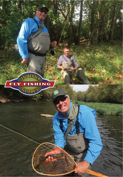 Brookville flyfishing