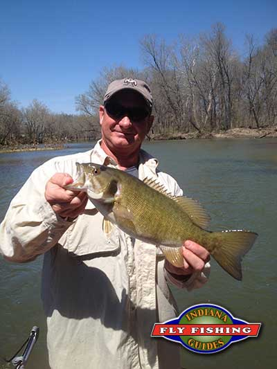 White river smallmouth