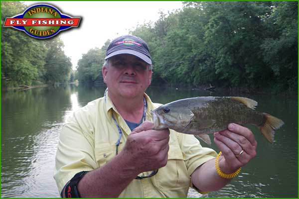 Indiana white river flyfishing for Indiana fishing reports